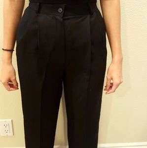 Valentino Black Pants size 4